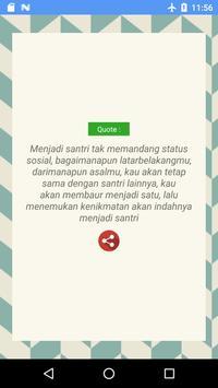 Kata Mutiara Santri screenshot 3