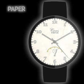 Paper Watch Free poster