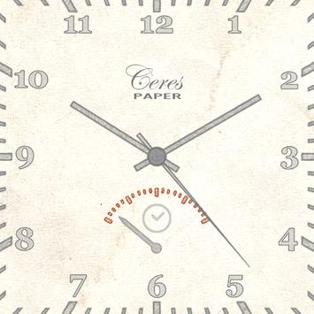 Paper Watch Free screenshot 1