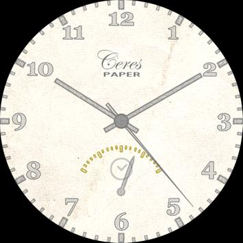 Paper Watch Free screenshot 2