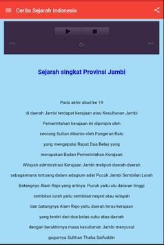 Cerita Sejarah Indonesia poster