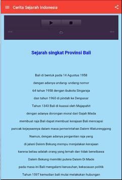 Cerita Sejarah Indonesia screenshot 2