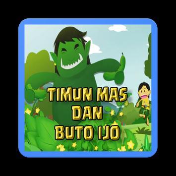 Timun Mas Dan Buto Ijo poster