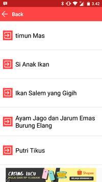 Timun Mas Dan Buto Ijo apk screenshot