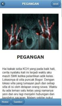 Cerita Horor Terbaru apk screenshot