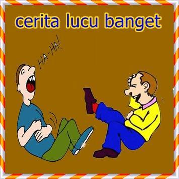 Cerita Lucu Banget poster