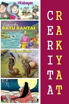Cerita Rakyat poster