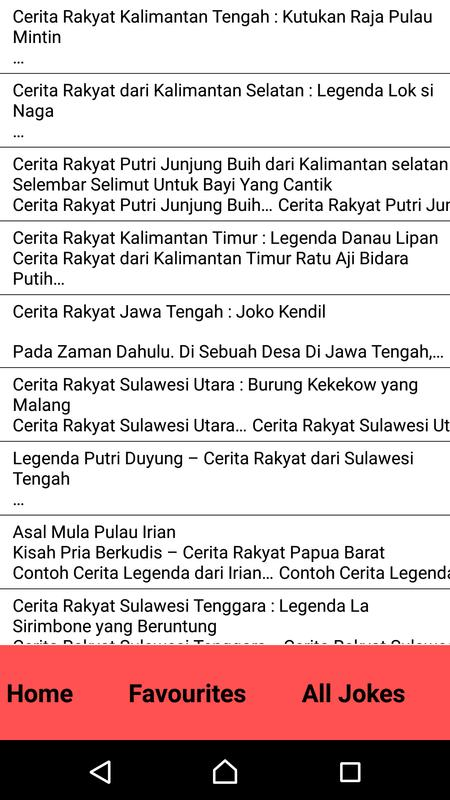 Cerita Rakyat Nusantara For Android Apk Download