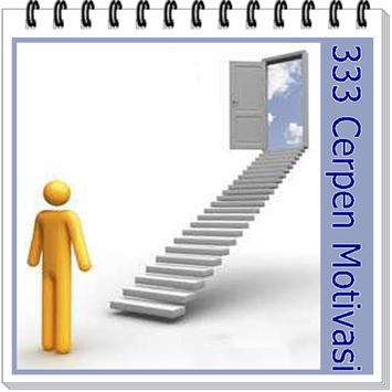 333 Cerpen Motivasi poster