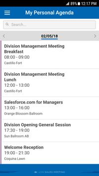 Sherwin-Williams Auto Sales Meeting 2018 screenshot 9