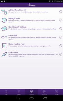 Certas Energy Fuel Card screenshot 11