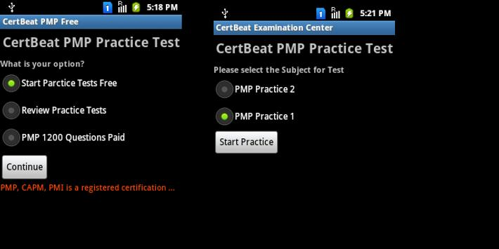 CertBeat PMP5 Success Pkg Free poster