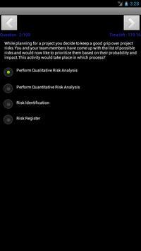 CertBeat PMP5 Success Pkg Free apk screenshot