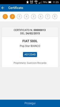 Certificauto apk screenshot