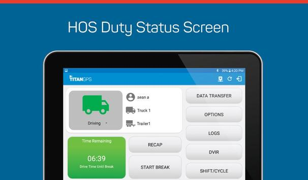 Titan GPS Electronic Logbook screenshot 11
