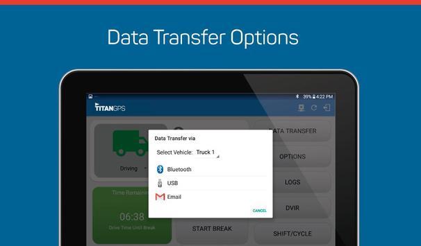 Titan GPS Electronic Logbook screenshot 15
