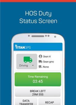 Titan GPS Electronic Logbook screenshot 1