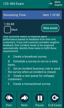 CB 1Z0-465 Oracle Exam screenshot 17