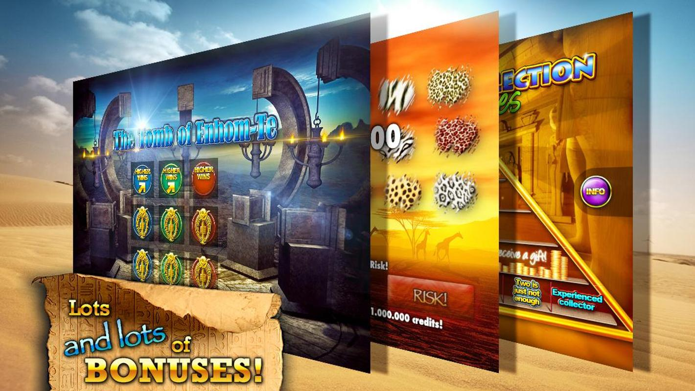 Fun excitement and entertainment Welcome to Slots - Pharaoh s Way