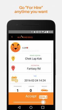 Cetah Go - for driver apk screenshot