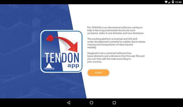 TENDON APP screenshot 5