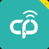 CetusPlay - TV Remote Server Receiver icon