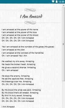 Donnie McClurkin Lyrics screenshot 20