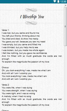 Mary Mary Lyrics screenshot 5