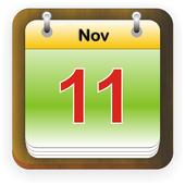Vietnam Calendar icon