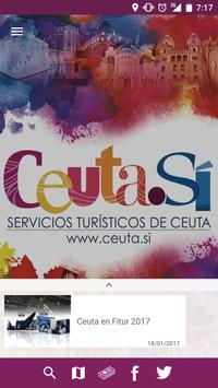 Ceuta poster