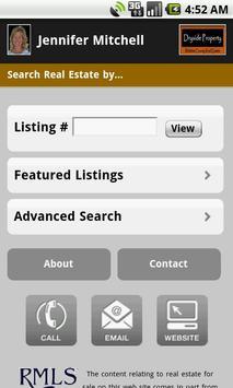 Klickitat County Real Estate apk screenshot