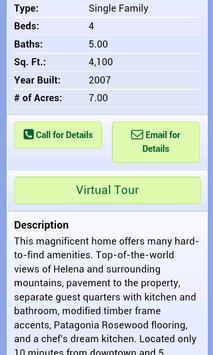 Helena Real Estate apk screenshot
