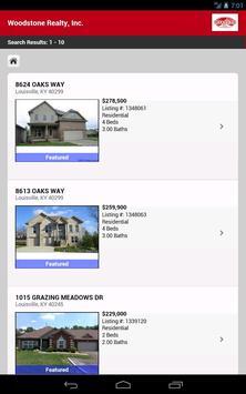 Louisville Home Search apk screenshot