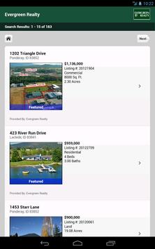 Sandpoint Idaho Real Estate screenshot 2