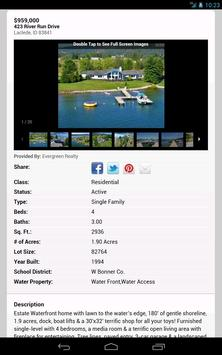 Sandpoint Idaho Real Estate screenshot 3