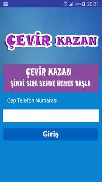 ÇevirPara Kazan poster