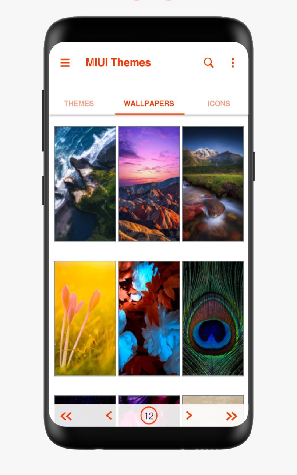 Themes for MIUI for Android - APK Download