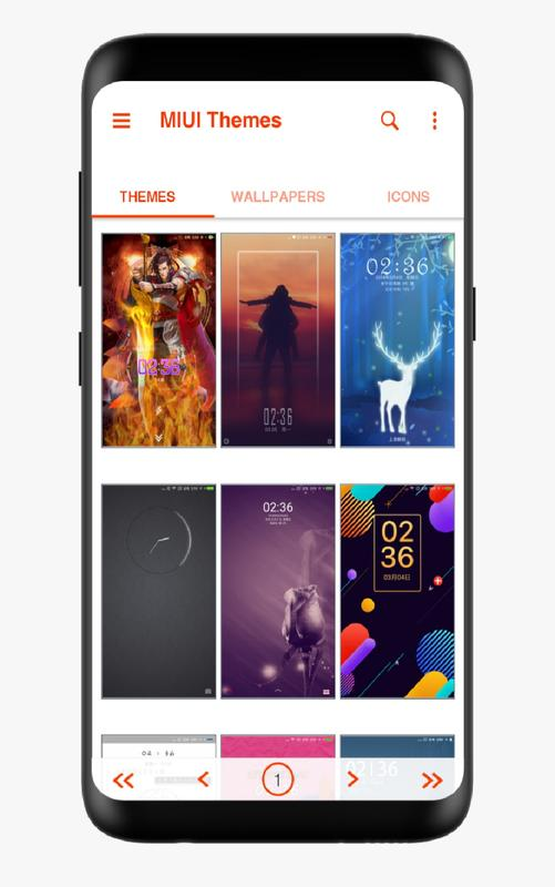 android themes apk