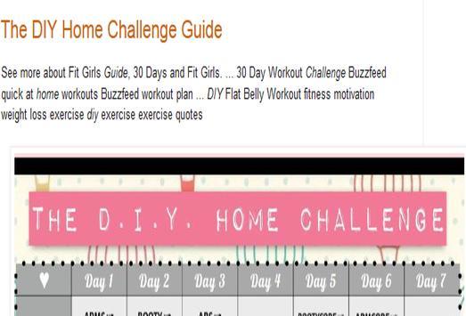 Fit Girls Guide screenshot 1