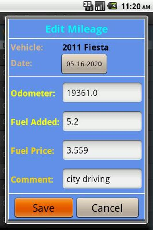 fuel mileage calculator apk download free undefined app for