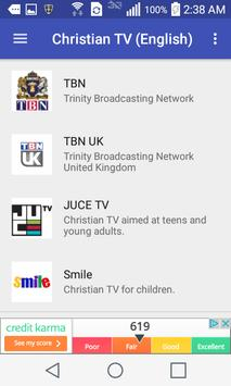Christian TV (English) 1 0 (Android) - Download APK
