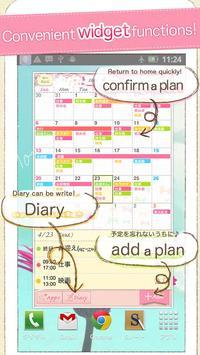 Coletto calendar~Cute diary screenshot 3