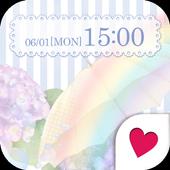 Cute wallpaper★Happy Rain icon