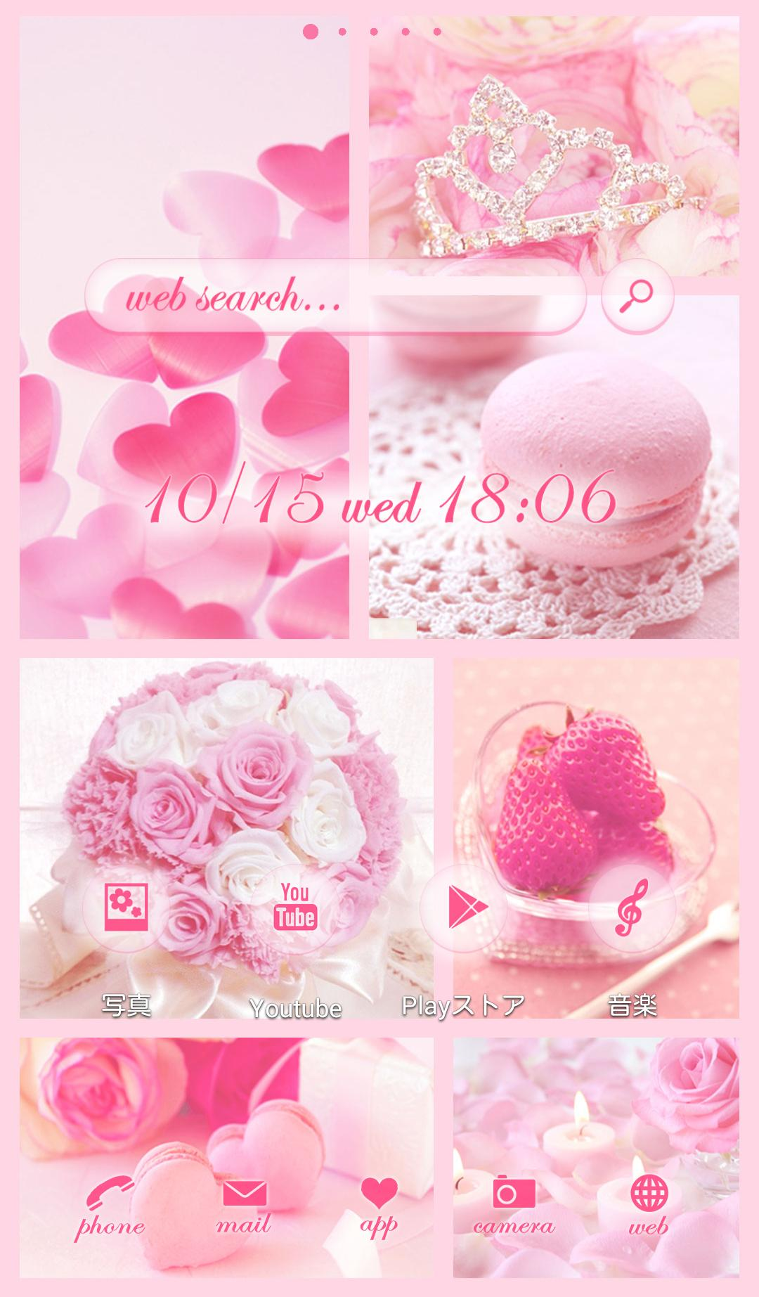 Cute Wallpaper I Love Pink For Android Apk Download