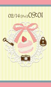 Cute wallpaper★macaron paris screenshot 2