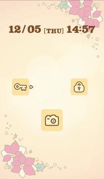 Cute wallpaper★Merry Xmas screenshot 2