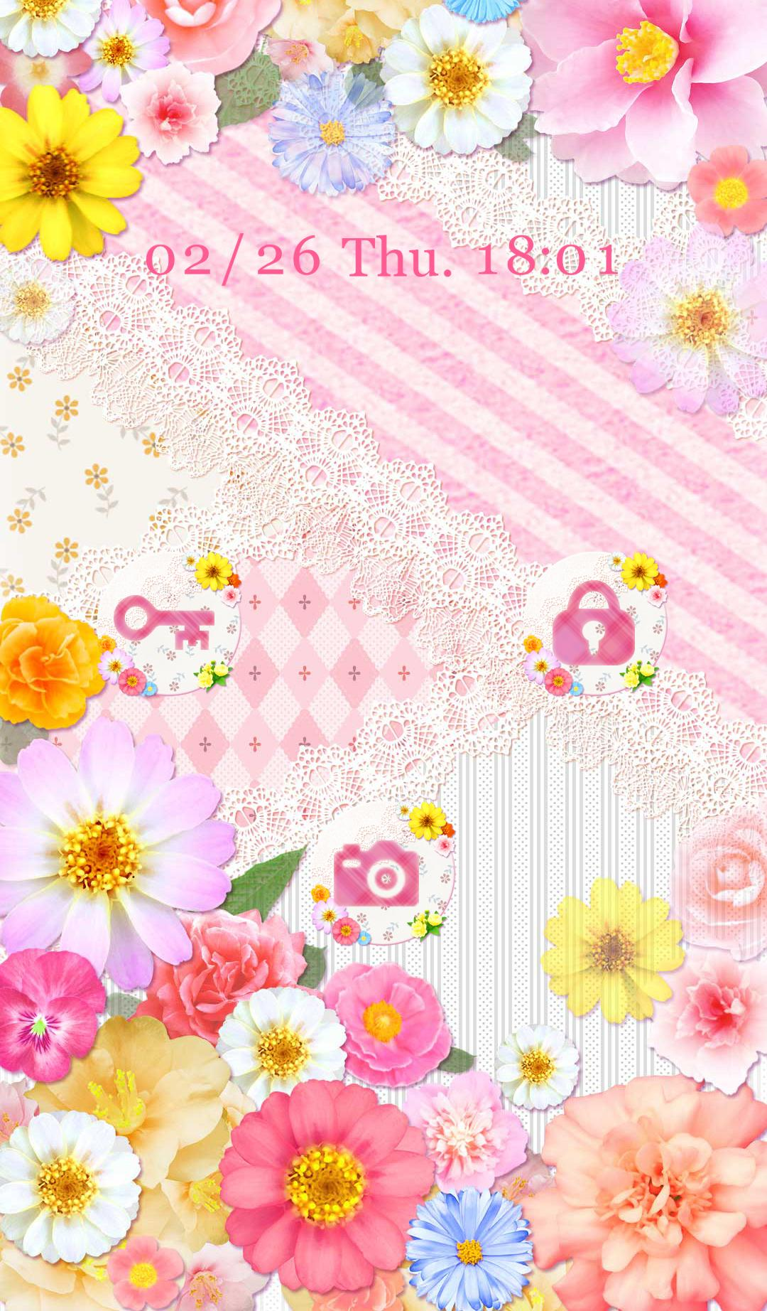 Cute Wallpaper Pink Collage For Android Apk Download