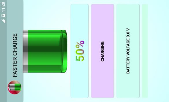 Charge Battery Faster apk screenshot