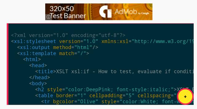 C# XSLT Examples APK Download - Free Education APP for Android ...