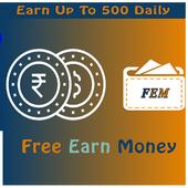 Free Earn Money icon